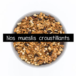 Mueslis croustillants